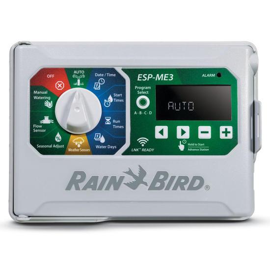ESP Modular Controller Rain Bird Sprinkler Service Birmingham BlueSkyRain.com